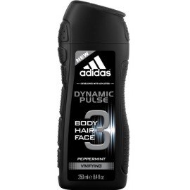 Adidas Dynamic Pulse dušo gelis vyrams 250 ml.