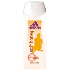 Adidas Soft Honey dušo gelis moterims 250 ml.