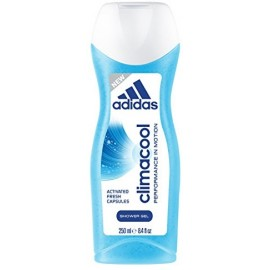 Adidas Climacool dušo gelis moterims 250 ml.