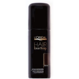Loreal Professionnel Hair Touch Up plaukų šaknis maskuojantis purškiklis Brown 75 ml.