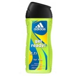 Adidas Get Ready! dušo gelis vyrams 250 ml.