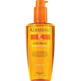 Kérastase Nutritive Oleo Relax glotninamasis serumas sausiems/nepaklusniems plaukams 125 ml.