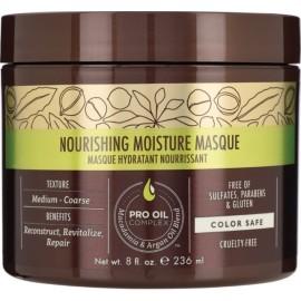 Macadamia Nourishing Moisture kaukė 236 ml.