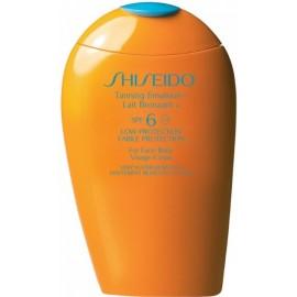 Shiseido TANNING Emulsion SPF 6 deginimosi emulsija 150 ml.