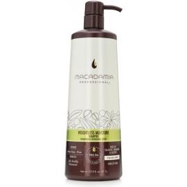 Macadamia Weightless Moisture neapsunkinantis plaukų šampūnas