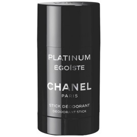 Chanel Egoiste Platinum pieštukinis dezodorantas vyrams 75 ml.