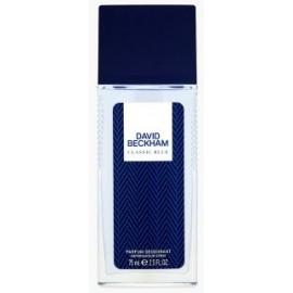 David Beckham Classic Blue purškiamas dezodorantas vyrams 75 ml.