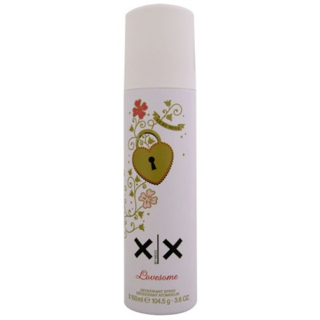 Mexx XX by Mexx Lovesome dezodorantas moterims 150 ml.