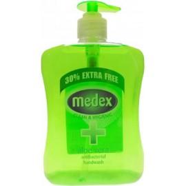 Xpel Medex Aloe Vera antibakterinis rankų prausiklis su alaviju 650 ml.