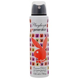 Playboy Generation for Her Deospray purškiamas dezodorantas 150 ml.