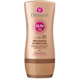Dermacol Sun Kids Milk SPF 30 losjonas vaikams nuo saulės 200 ml.