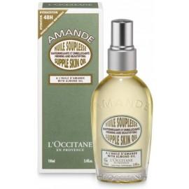 L'Occitane Almond Supple kūno aliejus 100 ml.