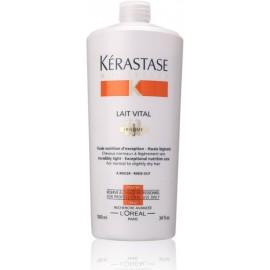 Kérastase Nutritive Lait Vital Irisome Normal To Dry Hair kondicionierius sausiems plaukams 1000 ml.