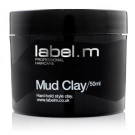 Label.m Mud Clay plaukų modeliavimo priemonė 50 ml.