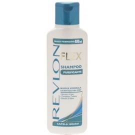 Revlon Professional Flex Purifying šampūnas riebiems plaukams 400 ml.