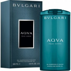 Bvlgari Aqva pour Homme dušo želė 200 ml.