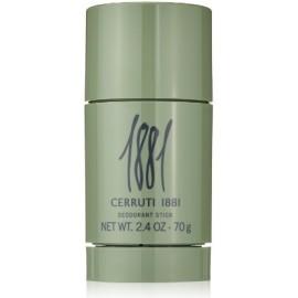 Nino CerrutiCerruti 1881 pieštukinis dezodorantas vyrams 75 ml.