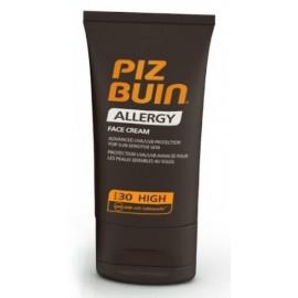 Piz Buin Allergy Sun Sensitive Skin Face Cream SPF30 apsauginis veido kremas jautriai odai 50 ml.