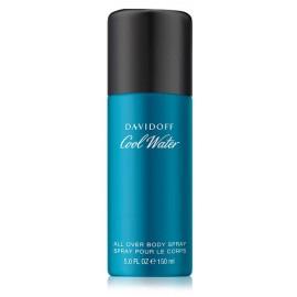 Davidoff Cool Water purškiamas dezodorantas vyrams 150 ml.