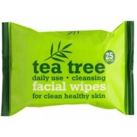 Xpel Tea Tree servetėlės veidui su arbatmedžio aliejumi