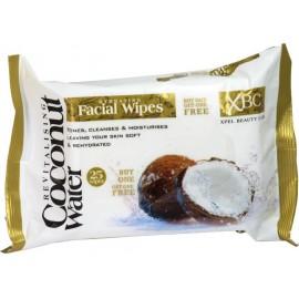 Xpel Coconut Water servetėlės veidui su kokosų vandeniu