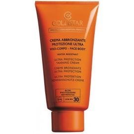 COLLISTARUltra Protection Tanning Cream SPF30 apsauginis deginimosi kremas 150 ml.