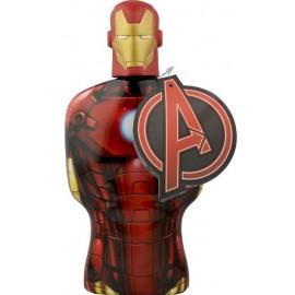 Marvel Avengers Iron Man dušo želė vaikams 350 ml.