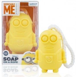Minions 3D Soap On A Rope muilas vaikams 180 g.