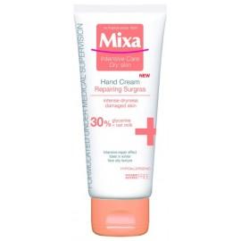 Mixa Hand Cream Repairing Surgras rankų kremas sausai odai 100 ml.