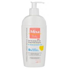 Mixa Baby Gel gelis kūnui ir plaukams 250 ml.