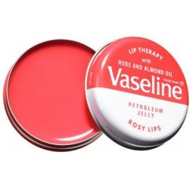 Vaseline Lip Therapy Rosy Lips drėkinamasis lūpų balzamas 20 g.