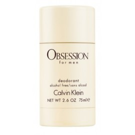 Calvin Klein Obsession pieštukinis dezodorantas vyrams 75 ml.