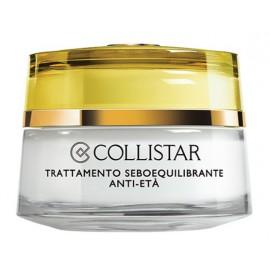 COLLISTAR Sebum-Balancing Anti-Age Treatment kremas brandžiai probleminei odai 50 ml.