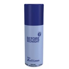 John Galliano Before Midnight purškiamas dezodorantas vyrams 150 ml.