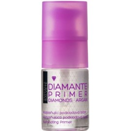GABRIELLA SALVETE Diamante Primer žvilganti makiažo bazė/gruntas 15 ml.