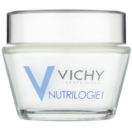 Vichy Nutrilogie 1 dieninis kremas sausai odai 50 ml.