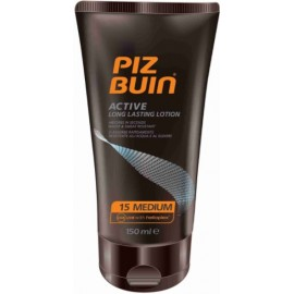 Piz Buin Active Long Lasting Lotion SPF15 apsauginis losjonas 150 ml.