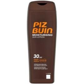 Piz Buin Moisturising Sun Lotion SPF30 apsauginis drėkinamasis losjonas 200 ml.