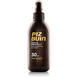 Piz Buin Tan Intensifier Sun Spray SPF30 apsauginis purškiklis skatinantis greitesnį įdegį 150 ml.