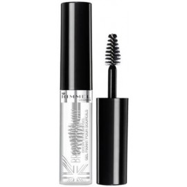Rimmel Brow This Way antakių gelis-tušas 004 Clear 5 ml.