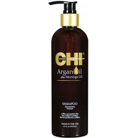 CHI Argan Oil Plus Moringa Oil šampūnas 340 ml.