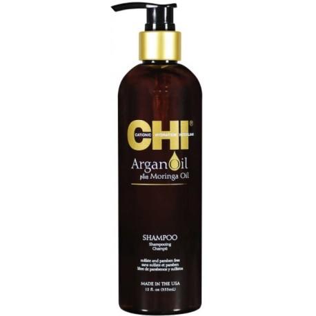 CHI Argan Oil Plus Moringa Oil šampūnas