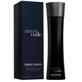 Armani Code losjonas po skutimosi 100 ml.