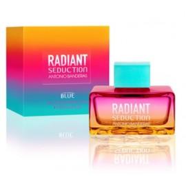Antonio Banderas Radiant Seduction Blue for Women 100 ml. EDT kvepalai moterims