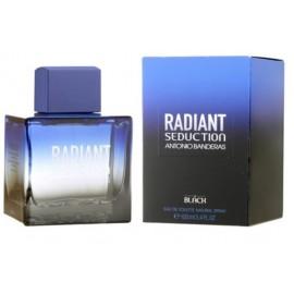 Antonio Banderas Radiant Seduction in Black 100 ml. EDT kvepalai vyrams