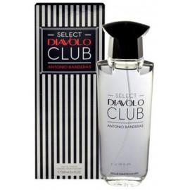 Antonio Banderas Select Diavolo Club 100 ml. EDT kvepalai vyrams