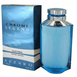 Azzaro Chrome Legend 125 ml. EDT kvepalai vyrams
