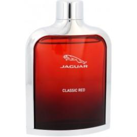 Jaguar Classic Red 100 ml. EDT kvepalai vyrams Testeris