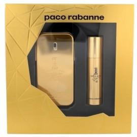 Paco Rabanne 1 Million rinkinys vyrams (50 ml. EDT + 10 ml. EDT)