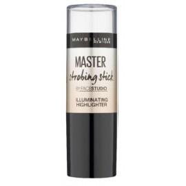 Maybelline Facestudio Master Strobing Stick Illuminate Highlighter švytėjimo suteikianti priemonė 300 Dark